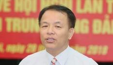 Sẽ xem xét kỷ luật một nguyên ủy viên Trung ương Đảng