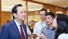 Bộ trưởng Đào Ngọc Dung: Tăng tuổi hưu không phải để quan chức 'giữ ghế'