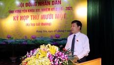Chủ nhiệm Ủy ban Kiểm tra Tỉnh ủy làm Chủ tịch HĐND tỉnh Hưng Yên