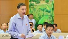 Đại tướng Tô Lâm: Không có căn cứ gì kéo dài Sổ hộ khẩu tới năm 2025