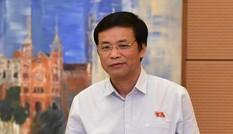 Tổng Thư ký Quốc hội: 'Tăng 1 biên chế cũng phải báo cáo Bộ Chính trị'