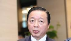 Bộ trưởng Trần Hồng Hà: 'Phát triển thuỷ điện bao giờ cũng có hai mặt'