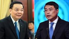 Quốc hội ghi nhận đóng góp của Bộ trưởng Chu Ngọc Anh, Thống đốc Lê Minh Hưng
