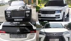 Bộ trưởng Công an nói về việc đấu giá biển xe ô tô số đẹp