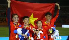 Chiến thuật hoàn hảo giúp điền kinh Việt Nam giành HCV lịch sử
