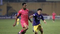 Quang Hải ghi siêu phẩm, Hà Nội FC đè bẹp Sài Gòn