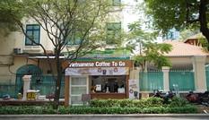 Ra mắt cà phê mang đi kết hợp phục vụ nhà vệ sinh công cộng miễn phí