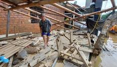 Nhiều gia đình trắng tay sau trận 'đại hồng thuỷ' ở Quảng Bình