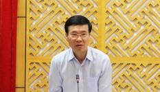 Ông Võ Văn Thưởng: Giải quyết triệt để, công khai các tố cáo trước thềm đại hội