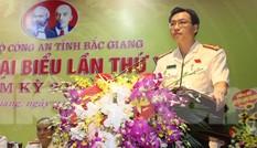 Thượng tá Nguyễn Quốc Toản đắc cử Bí thư Đảng ủy, Giám đốc Công an Bắc Giang