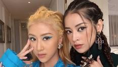 """Tình bạn khăng khít của Chi Pu và Quỳnh Anh Shyn trước khi có tin đồn """"nghỉ chơi"""""""