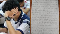 """Bức thư đáng suy ngẫm: """"Thầy cô hãy tìm hiểu vấn đề các con đang gặp thay vì chỉ trích"""""""