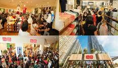 Khám phá cửa hàng rộng 2000 mét vuông tại tòa nhà cao nhất Việt Nam của UNIQLO