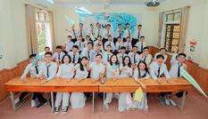 """Lớp học """"siêu nhân"""" ở Nghệ An: 2/3 lớp được tuyển thẳng Đại học, còn lại đều trên 27 điểm"""