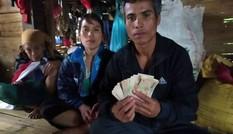 Phát hiện 10 triệu trong quần áo cũ được tặng từ thiện, gia đình nghèo tìm cách trả lại