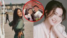 """Profile cực chất của """"bạn gái tin đồn"""" cầu thủ Văn Hậu: Top 10 Hoa Hậu Việt Nam, IELTS 7.0"""