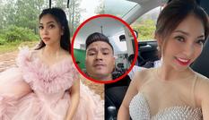 """Quang Hải xuất hiện với hình tượng """"già nua"""", bạn gái cũ Nhật Lê lộ ảnh mặc váy cưới?"""