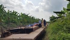 Trộm tàu thủy 180 tấn từ Thái Bình rồi mang về Hải Dương tiêu thụ