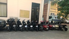 Bắt cặp tình nhân trộm hàng chục mô tô, xe máy điện ở Hải Phòng