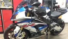 Tìm thấy mô tô BMW bị mất trộm nhờ tin nhắn từ số lạ