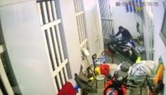 Camera ghi cảnh trộm đột nhập nhà dân lấy mô tô BMW trị giá hơn 700 triệu