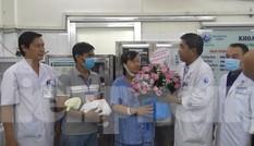 Cứu sản phụ từ 'cửa tử' trở về vì thuyên tắc động mạch phổi lúc sinh mổ