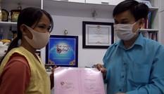 Người mang rắn hổ chúa vào viện tặng lại 80 triệu cho bệnh nhân khác