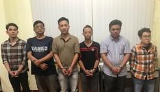 Nhóm đối tượng chuyên thuê ô tô mang sang Campuchia cầm cố sa lưới