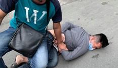 Cảnh sát hình sự nổ súng khống chế tên cướp ở Sài Gòn