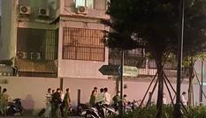 Người đàn ông ngoại quốc rơi từ tầng cao chung cư ở Sài Gòn tử vong