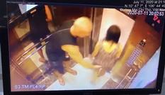 Người đàn ông ngoại quốc vỗ mông phụ nữ trong thang máy bị phạt 200 nghìn đồng