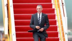 Ngày bận rộn của ông Obama từ Hà Nội đến TP.HCM