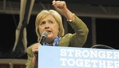 Khảo sát toàn quốc lần cuối: Bà Hillary dẫn trước sít sao