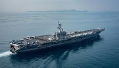 Tàu sân bay Mỹ USS Carl Vinson và hành trình khó hiểu tới Triều Tiên