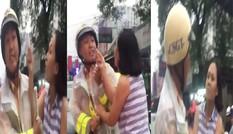Nữ tài xế túm áo, chửi bới CSGT ở Sài Gòn nhận sai