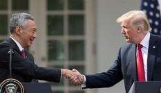 Tổng thống Trump cảm ơn Singapore vì đăng cai hội nghị Mỹ - Triều
