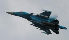 Nga bác tin điều máy bay Su-34 chặn F-16 của Israel