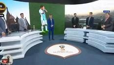 MC Argentina dành phút mặc niệm cho thất bại ê chề ở World Cup