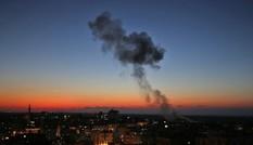 Tận thấy cảnh Israel hứng hàng trăm quả rocket từ Dải Gaza