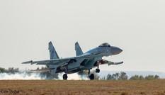 Su-35 Nga trình diễn nhào lộn trên bầu trời Thổ Nhĩ Kỳ