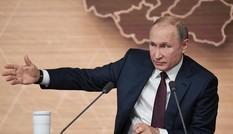 Ông Putin tiết lộ hai khoảnh khắc tồi tệ nhất trong nhiệm kì Tổng thống