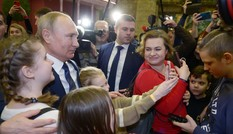 Nga từng có kế hoạch cho người 'đóng thế' ông Putin