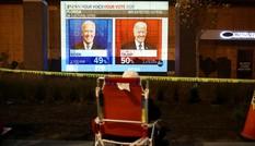 Nước Mỹ 'nín thở' chờ loạt bang chiến địa xác nhận kết quả bầu cử