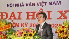 Toàn văn bài phát biểu của đồng chí Võ Văn Thưởng tại Đại hội Hội Nhà văn Việt Nam