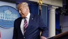 Tổng thống Trump tuyên bố sẵn sàng rời Nhà Trắng