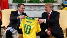Tổng thống Brazil bất ngờ tuyên bố 'nhận được tin báo về gian lận bầu cử Mỹ'