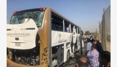 Ai Cập: Đánh bom xe chở du khách nước ngoài, 17 người bị thương