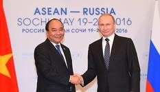 [HỒ SƠ] Thành công, thất bại của đối ngoại Nga dưới thời Putin