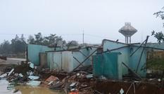 Quảng Ngãi đề nghị Trung ương hỗ trợ 110 tỷ đồng khắc phục hậu quả bão số 9