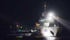 Tìm thấy thi thể thuyền trưởng mất tích sau vụ tàu chìm ở Quảng Nam